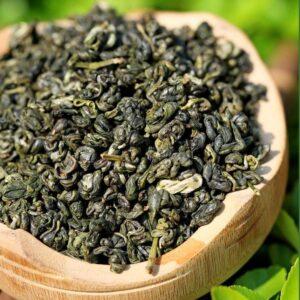 Зелёный чай Билочунь из Юнаня